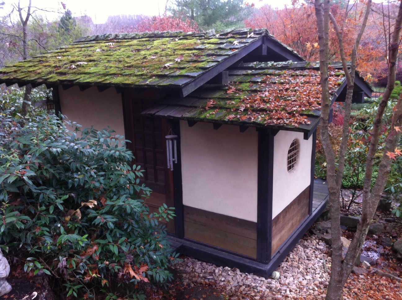 Japanese Tea House in ...